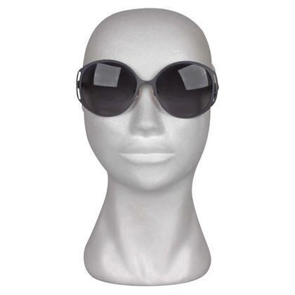 Alexander McQueen occhiali da sole neri