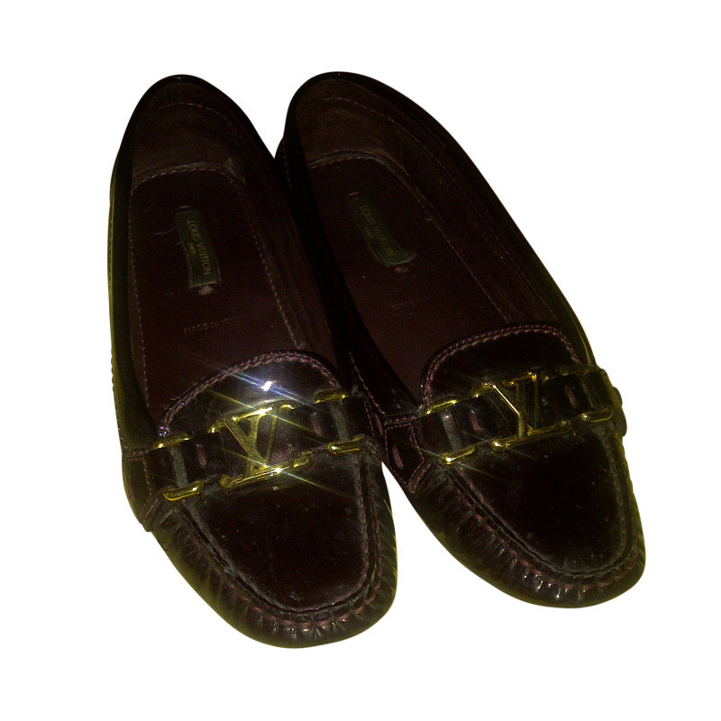 Louis Vuitton Loafers - Second Hand