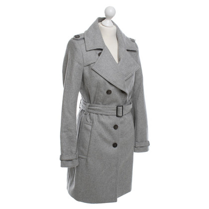 Drykorn Trenchcoat in Grau