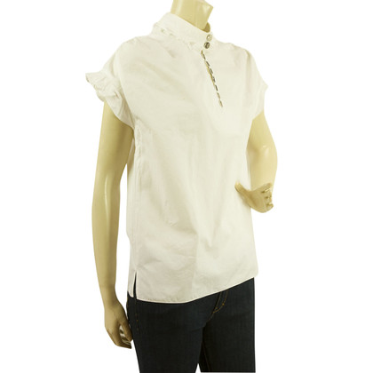 Louis Vuitton Ruffle blouse