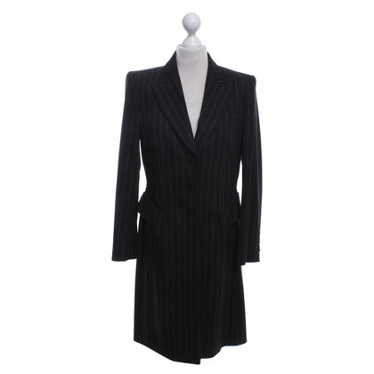 Escada Coat with needle strip pattern