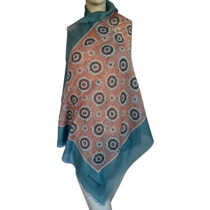 Burberry Scarf with silk content