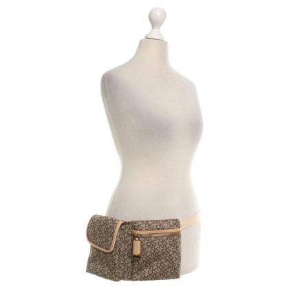 DKNY Bumbag with logo pattern