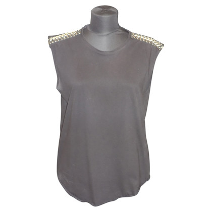Balmain Top with chain details