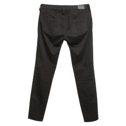 Burberry trousers in black