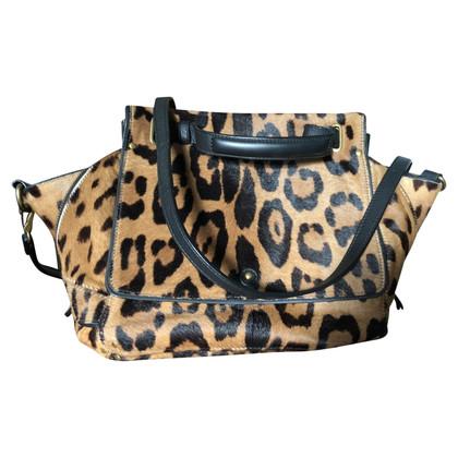 Jerome Dreyfuss Handbag with animal print