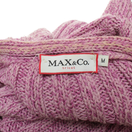 Co Rosa amp; Max Pink Pullover In