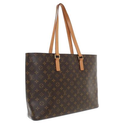 Louis Vuitton Monogram Canvas Shopper