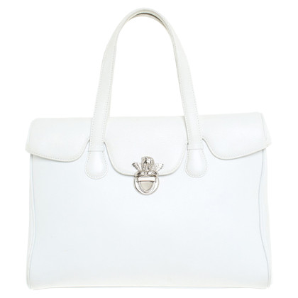 Other Designer Comtesse - Handbag in white