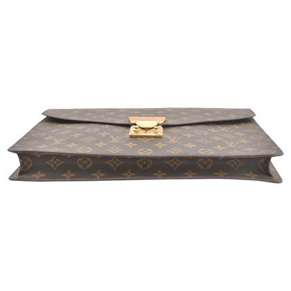 """Louis Vuitton """"Porte-Documents Sénateur Monogram Canvas"""""""