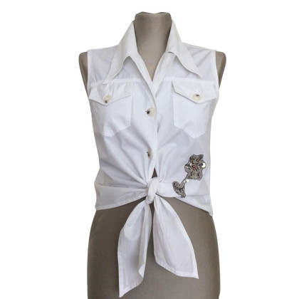 Dolce & Gabbana Strik blouse