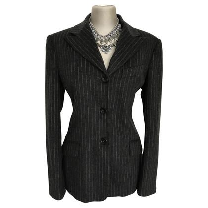 D&G Pinstripe blazer