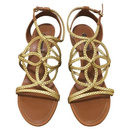 Louis Vuitton Wedge sandalen