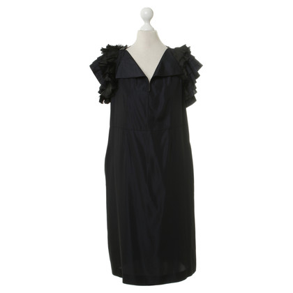 Marni Dress with ruffle sleeves