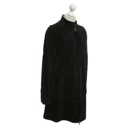 Balenciaga Suede jacket