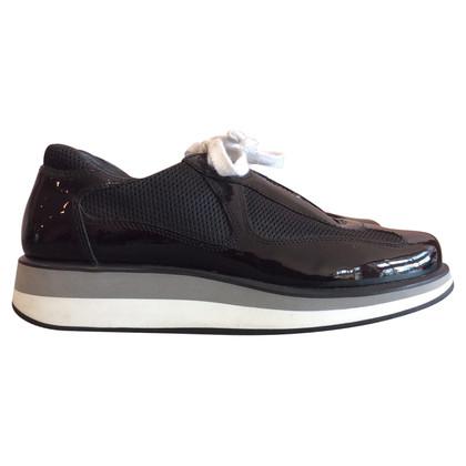 Prada Lackleder-Sneakers