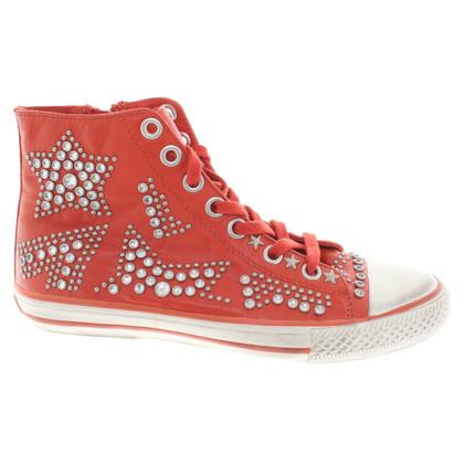 Ash Sneakers in Bicolor