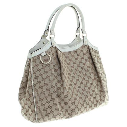 """Gucci """"Sukey in tessuto GG Canvas supremo Bag"""""""