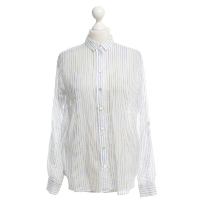Closed Blouse with pattern