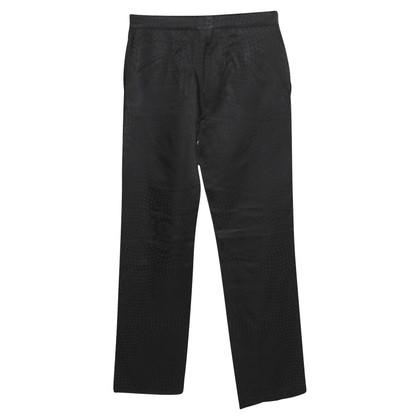 Richmond Pantalon en noir