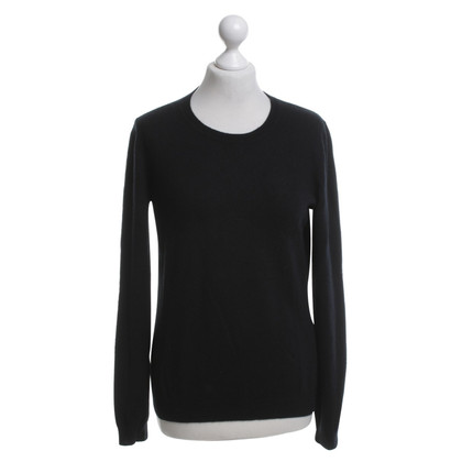 Malo Pullover in Schwarz