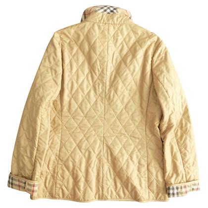 Burberry Giacca trapuntata in beige