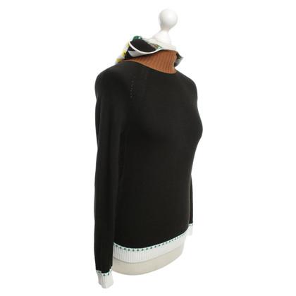 Jil Sander maglione maglia con motivo