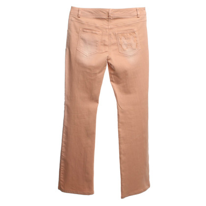 Roberto Cavalli Salmon colored jeans