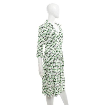 Andere merken Luisa Spagnoli - kleed met patroon