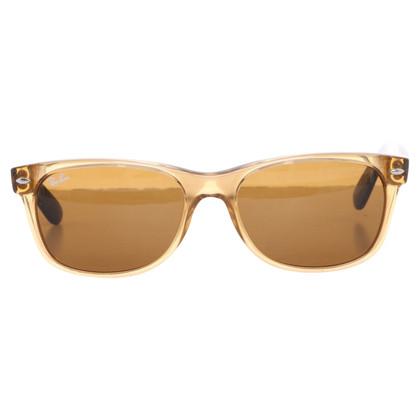 Ray Ban Sunglasses in bi-color