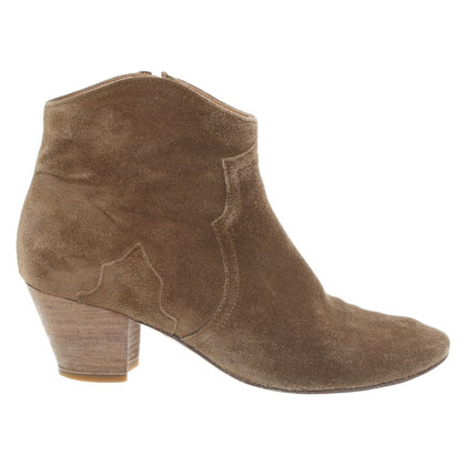 Isabel Marant Ankle boots suede