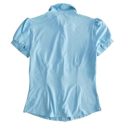 Max & Co Elastische zijden blouse