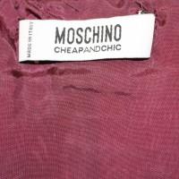Moschino Cheap and Chic Robe à volants