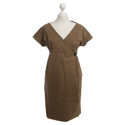 Marni Dress in Olive
