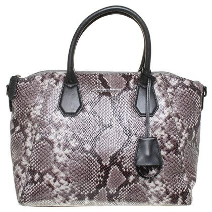 Michael Kors Handtasche in Reptil-Optik