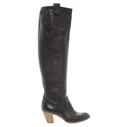 Christian Dior Stiefel im Cowboy-Look