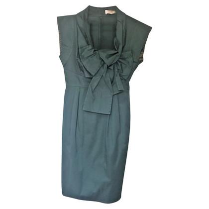 Kenzo Grünes Kleid