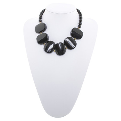 Max Mara Necklace in black