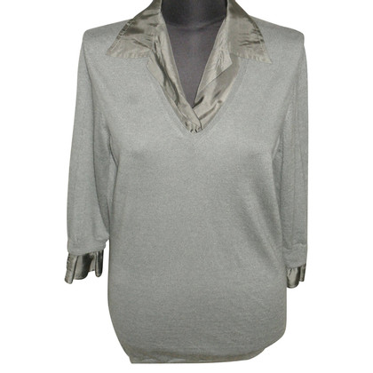 Allude Silk cashmere sweater