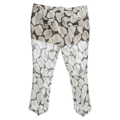 Dorothee Schumacher trousers in Beige / Brown