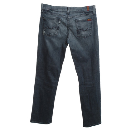 Seven 7 Jeans in Used-Look