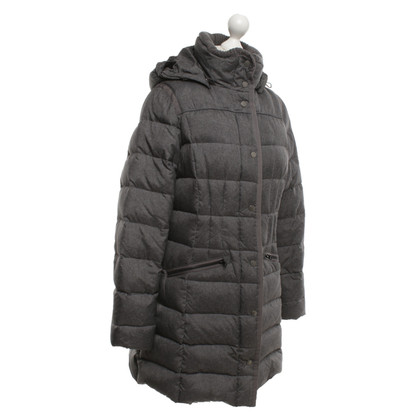 Cinque Down coat in grey
