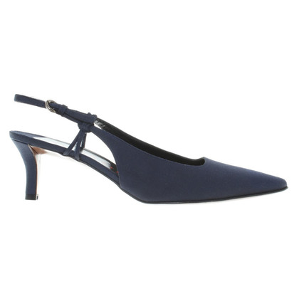 Walter Steiger Slingbacks in blue