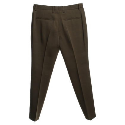 Burberry trousers in Khaki