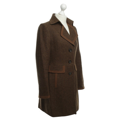 Bogner Coat in bruin