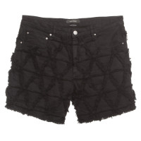 Isabel Marant Shorts in Schwarz