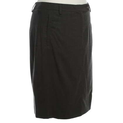 Max Mara skirt in dark grey