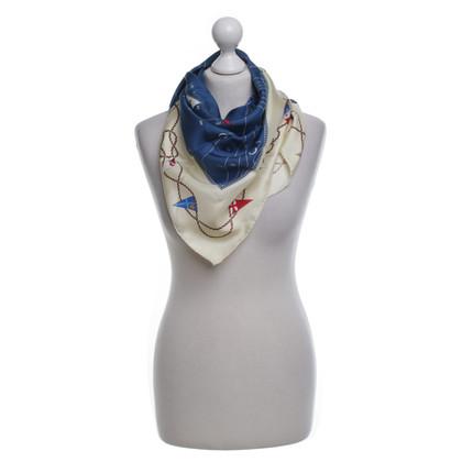 Louis Vuitton Zijden sjaal