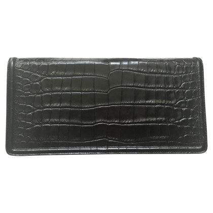 Dries van Noten Lederclutch