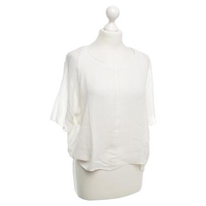 American Vintage Silk chiffon top